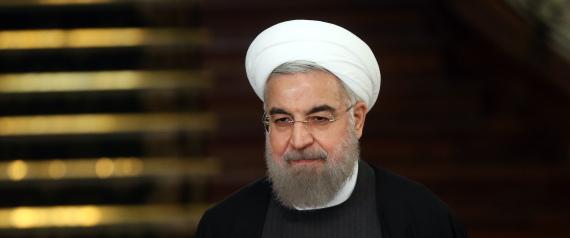 IRANIAN PRESIDENT