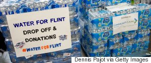 FLINT BOTTLED