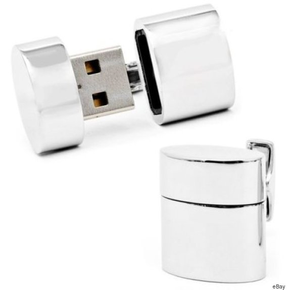 hightech cufflinks