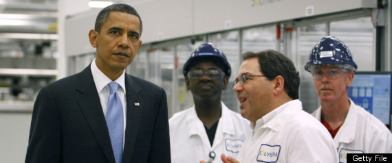 SOLYNDRA OBAMA ADMINISTRATION BAILOUT