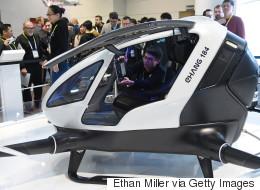 La technologie chinoise s'impose à Las Vegas