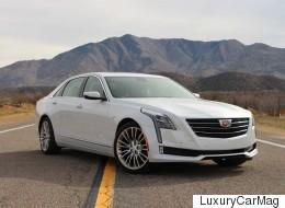 Cadillac CT6 2016: le retour de la grande Cadillac