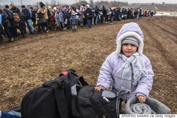 child refugee syria