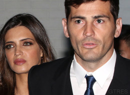 Casillas se mofa de su hundimiento con Sara Carbonero