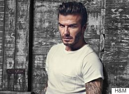 David Beckham's New H&M Range Is A Lazy Guy's Dream