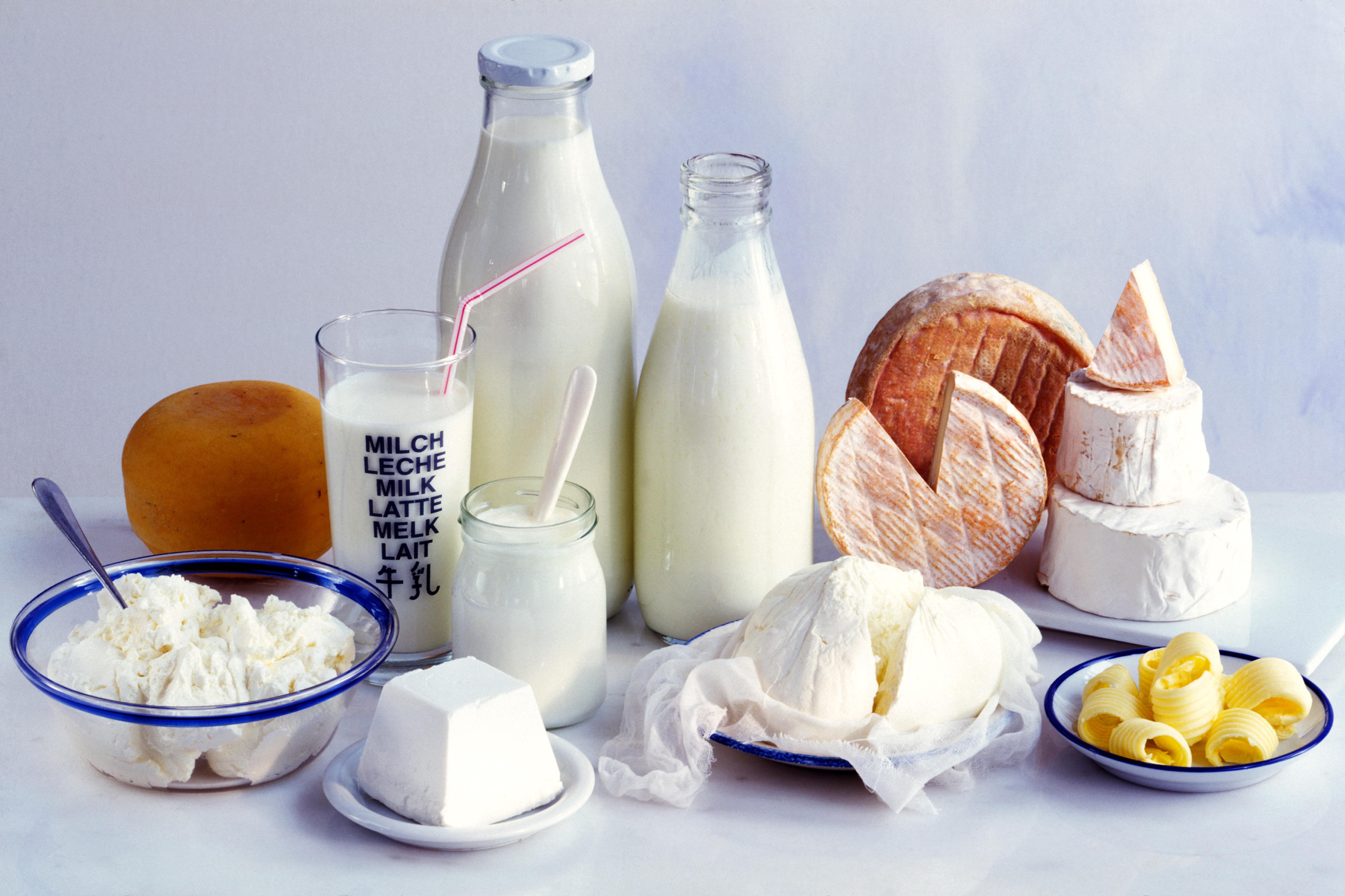 milk butter cream