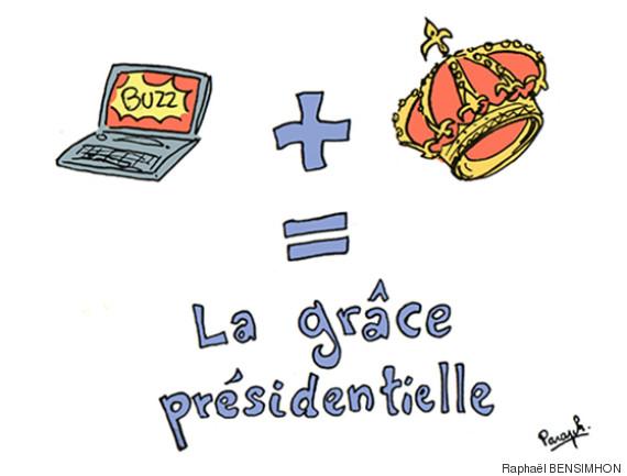 grace presidentielle
