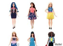 Barbie pourra désormais être «ronde», une révolution