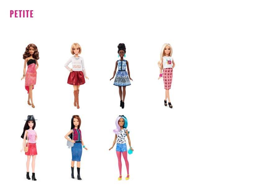 barbie petite