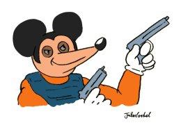 Un homme armé arrêté dans un hôtel de Disneyland Paris