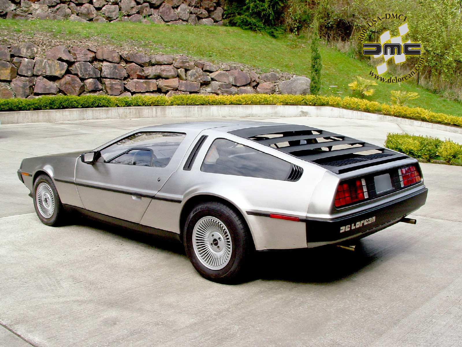 great scott delorean heads back into production. Black Bedroom Furniture Sets. Home Design Ideas