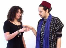 Cette vidéo avec des imams, des rabbins et des femmes se moque de deux polémiques à la fois