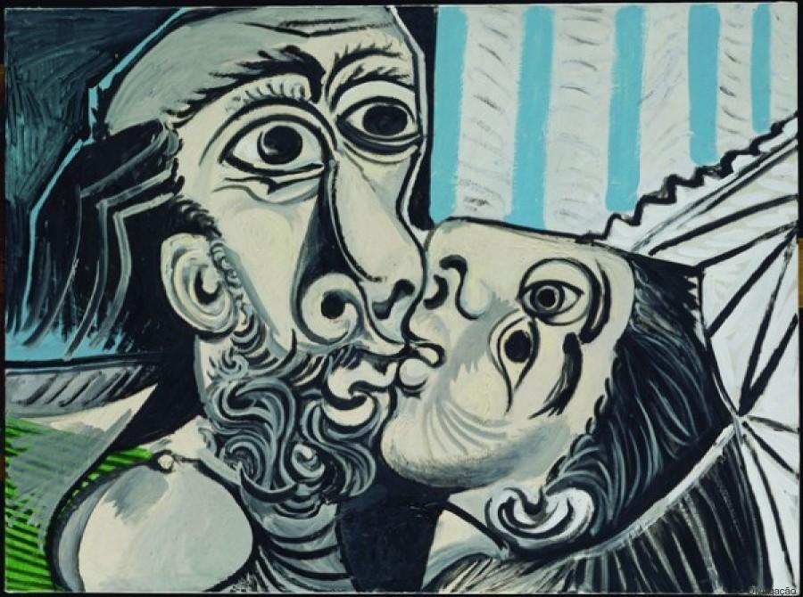 o beijo picasso
