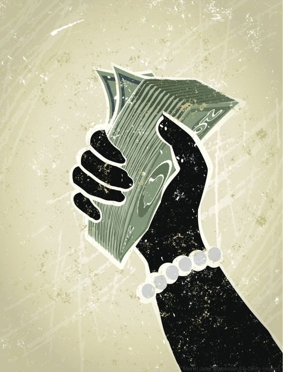 woman salary