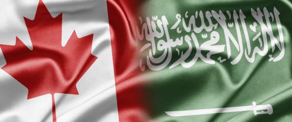 CANADA SAUDI ARABIA