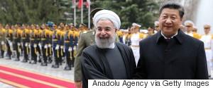XI JINPING IRAN