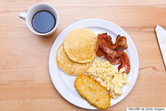 pancakes hashbrowns