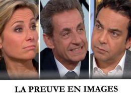 Nicolas Sarkozy leur a répondu (presque) gentiment