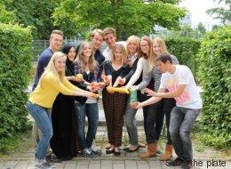 So macht man in München mobil gegen Lebensmittelverschwendung