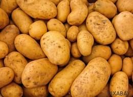 Esta foto de una patata (sí, una patata) vale un millón de euros