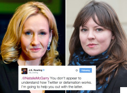 JK Rowling's Charity Richer After Epic Twitter Row With Ex-SNP MP