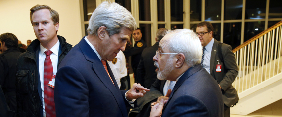 JOHN KERRY AND ZARIF