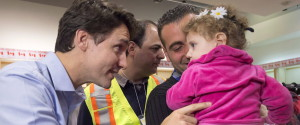 Trudeau Refugees