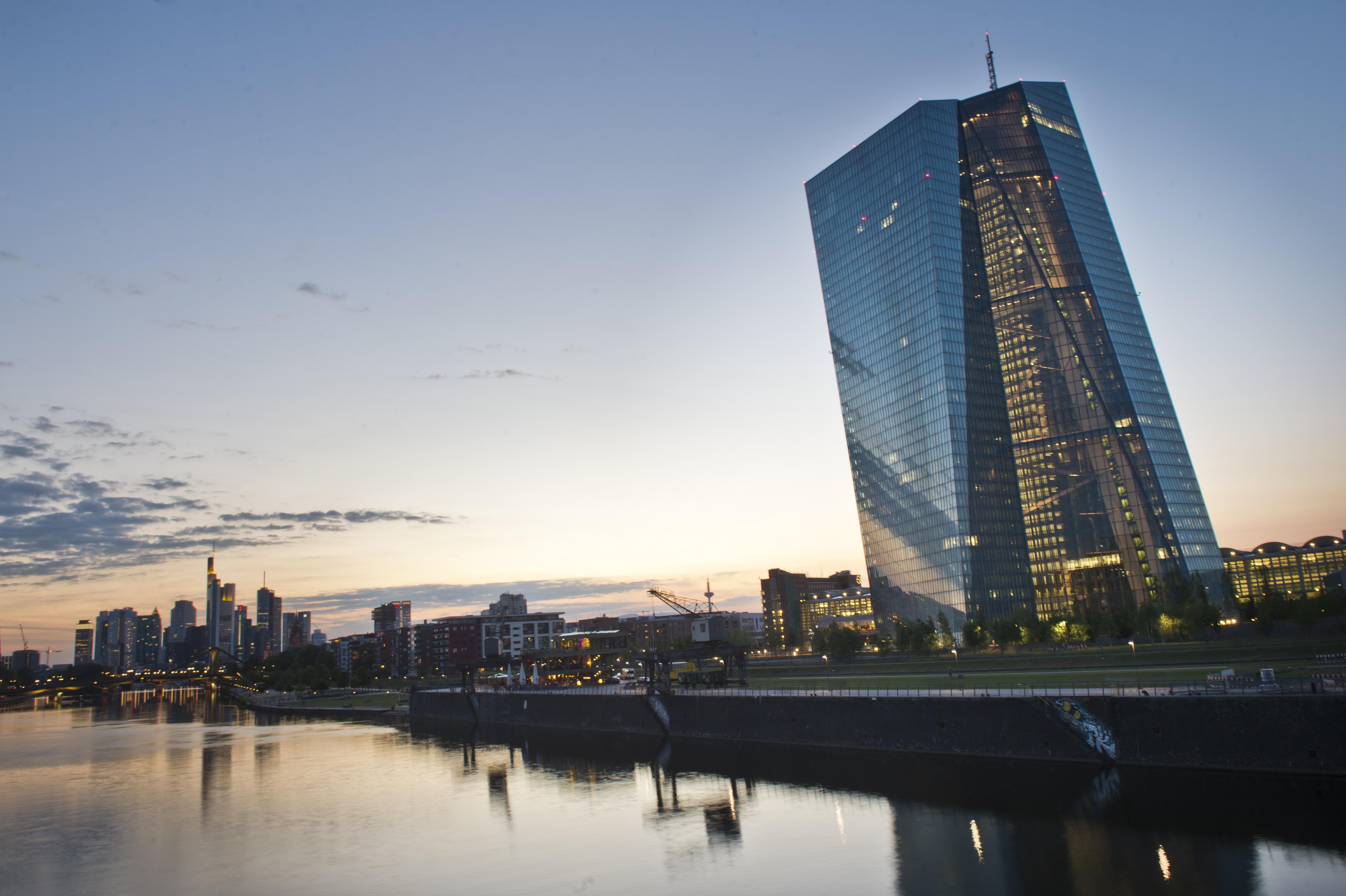 ecb building frankfurt
