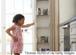 Hungry Children in Rich America