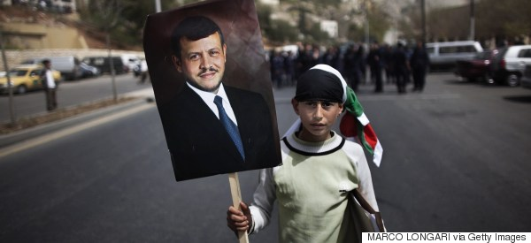 I'm for the Arab Spring -- But Not in Jordan
