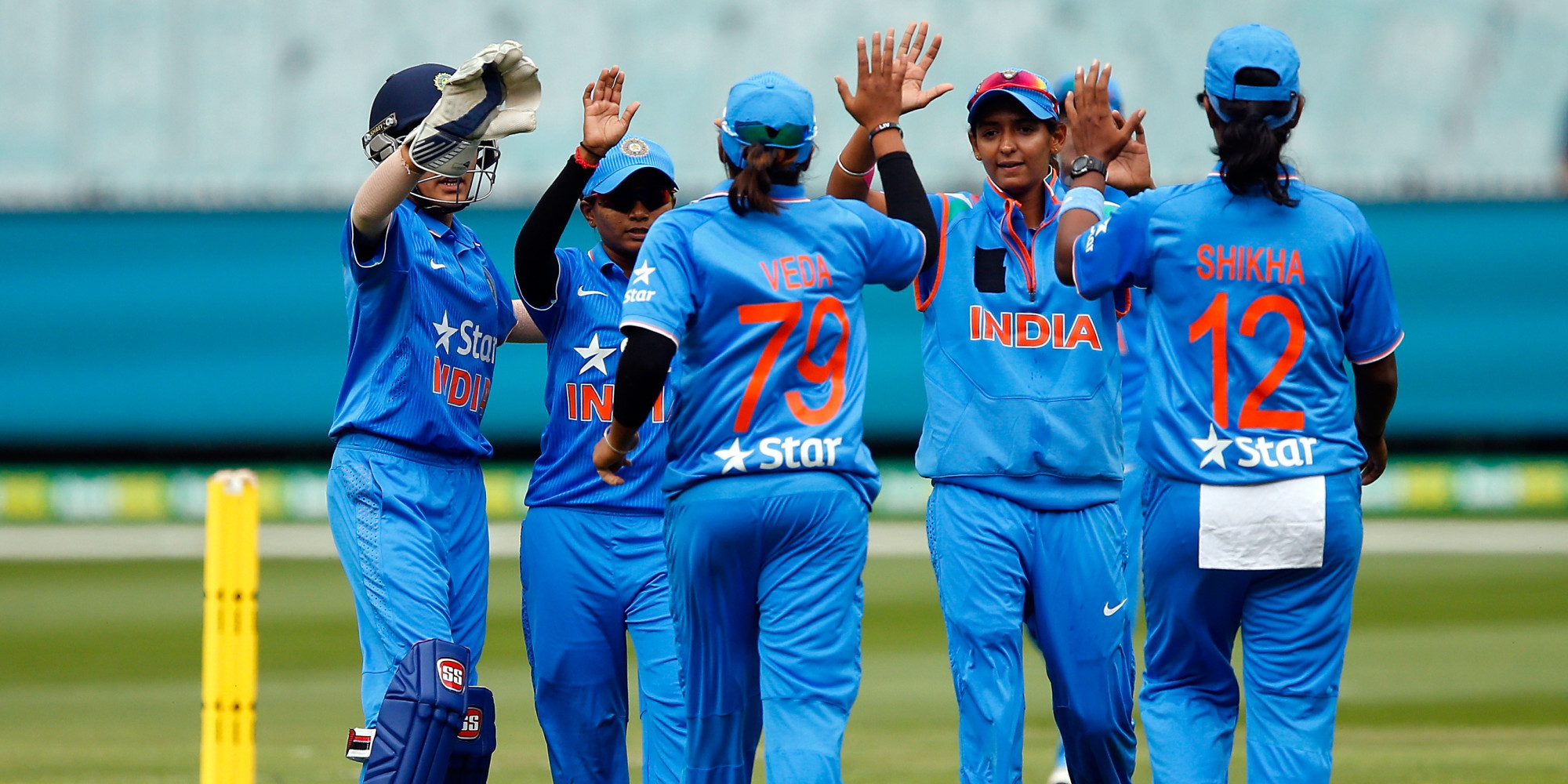 Indian Cricket Team Players: Indian Women's Cricket Team Create History By Beating