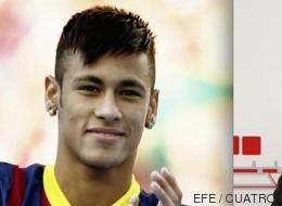 Neymar se encara con Manolo Lama: