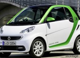 Les 12 voitures les plus vertes (PHOTOS)