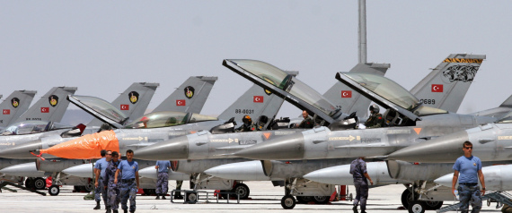 TURKISH AIR BASES