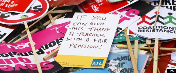 Scotland Eis Members Vote For Teachers Pensions Strike
