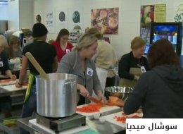 في كندا: اشترِ وجبة حساء ليعود ربحها للاجئين السوريين!