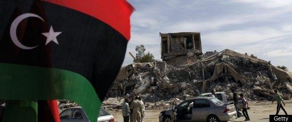 LIBYA DISARMING REBELS