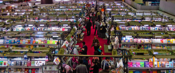 BOOK FAIR IN CAIRO
