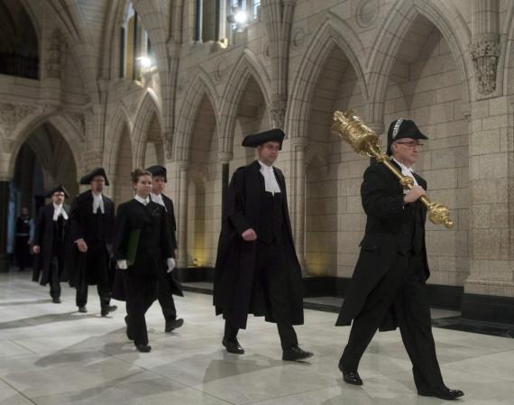 parliament hill mace speaker