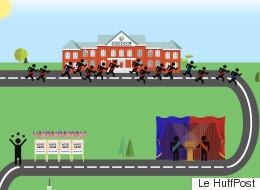 Des primaires à la Maison-Blanche: la course à la présidentielle en une infographie