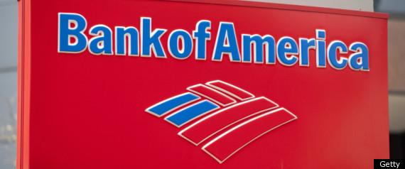 BANK OF AMERICA TRADING LOSSES