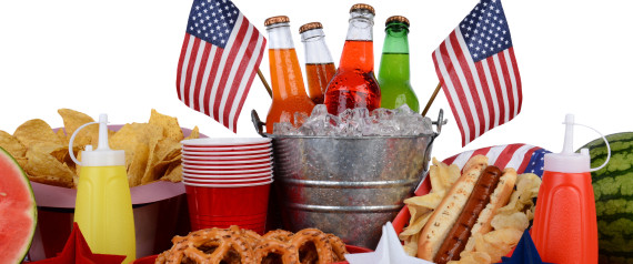 american party food