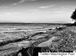 Ai Weiwei Posed As Drowned Alan Kurdi And It's Been Divisive To Say The Least