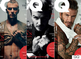 We Can't Decide Which Of David's Five GQ Covers Is Our Favourite