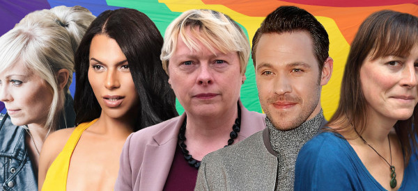 Eight LGBT Icons Give The Advice They Wish Had Been Given To Them