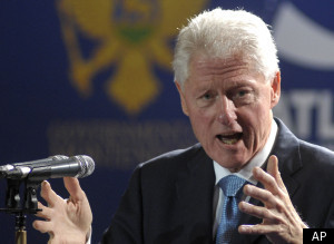 Bill Clinton Book Back To Work