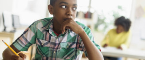 Black Students Classroom