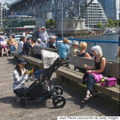vancouver stroller