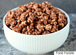 Fall In Love With Nutella Popcorn