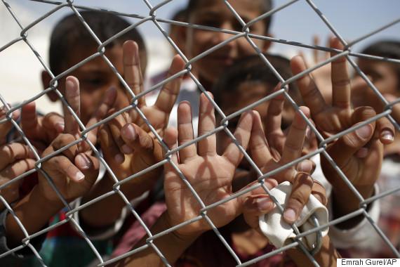syrian children turkey